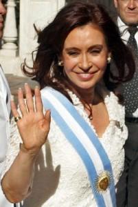ARGENTINA PRESIDENTA
