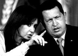 hugo-chavez-cristina-kirchner
