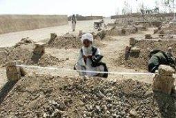 Afganistán destruido
