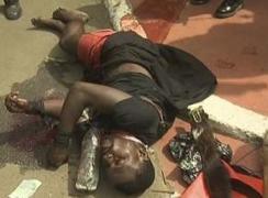 Guinea ecuatorial-asaltante muerto