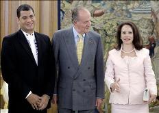 presidente-de-ecuador-con-el-rey-de-espanapana