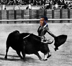 obiang-toreando