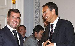 presidentes-ruso-y-espanol