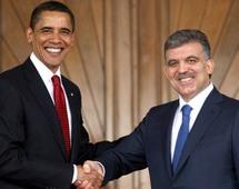 Presidente de Estados Unidos y Turquia