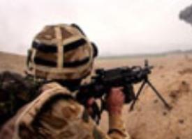 soldado americano en afganistan
