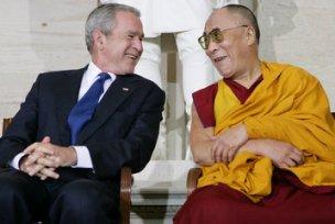 dalai-lama-y-eorge-w-bush