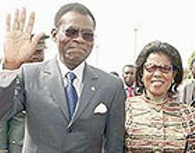 teodoro-obiang-y-su-mujer