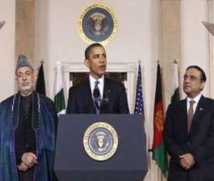 obama-con-los-presidentes-de-afganistan-y-paquista