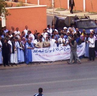 saharauis-de-fosbucraa-protestan-por-expolio-recursos-naturales