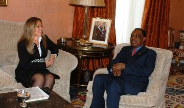 trinidad-jimenez-ministra-de-exteriores-y-micha-colega-suyo-de-guinea-ecuatorial