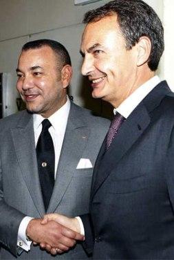 zapatero-y-mohamed-vi