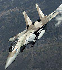 avion-de-combate-de-israel