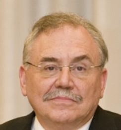 Tomás Serrano, presidente de RENFE
