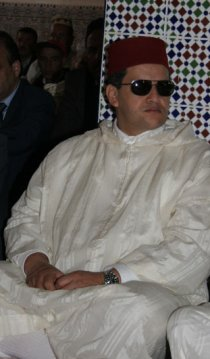 Yassin Mansuri, jefe de los servicioos secretos de Marruecos