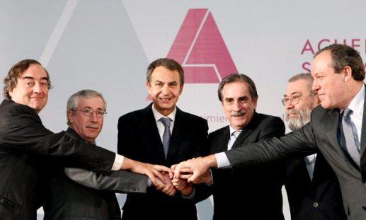 los-pactos-de-zapatero-de-2011