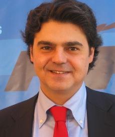 Jorge Moragas, diputado del PP