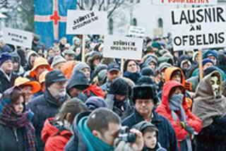 protestas-en-islandia