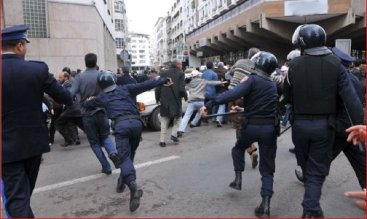 represion-policial-en-marruecos-mayo-de-2011