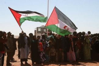 saharauis-heridos-en-una-manifestacion