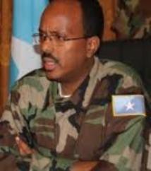 Mohamed Abdullahi Farmajo, primer ministro de Somalia