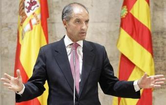 Francisco Camps, ex presidente de la Comunidad de Valencia