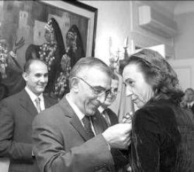Rosa Aguilar recibe condecoración de Marruecos