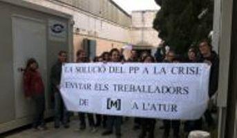 trabajadores-de-rtv-de-allorca-protestan-por-el-cierre
