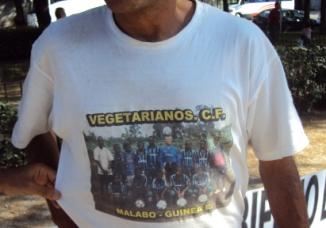 Vegetarianos CF de Malabo