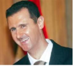 Asad, presidente de Siria