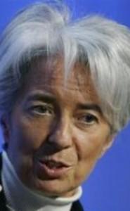 christine-lagarde, directora del FMI