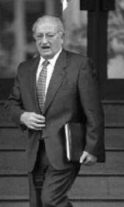 Javier Calderón, ex director del CESID