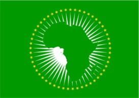 Bandera de la Unión Africana