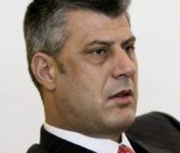 Hashim Thaçi, Primer Ministro de Kosovo