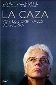 La Caza, libro de Carla del Ponte