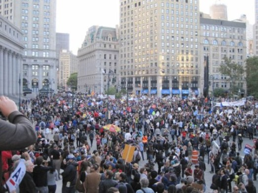Movimiento Occupy Wall Street