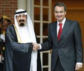zapatero-con-el-rey-de-arabia-saudi
