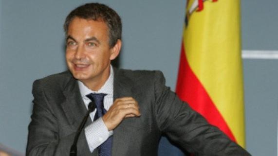 El pacifista Zapatero nos mete el escudo antimisiles en España (Foto RIA Novosti)