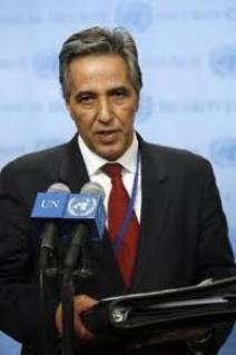 Ahmed-Bujari, representante saharaui ante la ONU