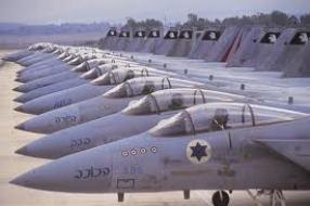 aviones-de-combate-de-israel