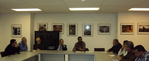 Bucharaya expone sus tesis