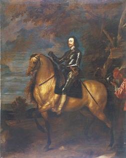 Carlos I, Museo del Prado