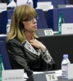 Carmen Fraga, Presidenta Comisión de Pesca del Parlamento Europeo