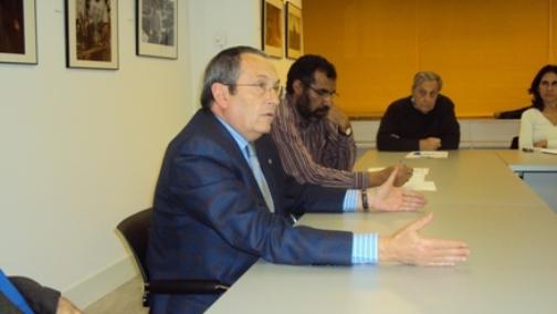 Diego Camacho y Bucharaya beyún