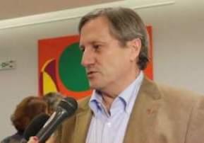 Willy Meyer, eurodiputao de IU
