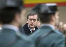 Francisco Javier Velázquez, Director General de la Policía Nacional y Guardia Civil