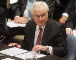 Vitaly Churkin, embajador ruso ante la ONU