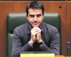 Gorka Maneiro, parlamentario vasco de UPyD