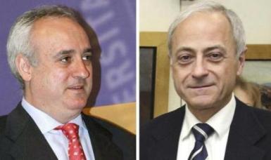Josep Maria Felip  y  Alexandre Catalá