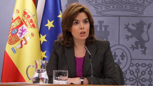 Soraya Sáenz de Santamaría, Vicepresidenta del Gobierno de España