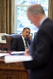 Baracko Obama. Foto BIJ